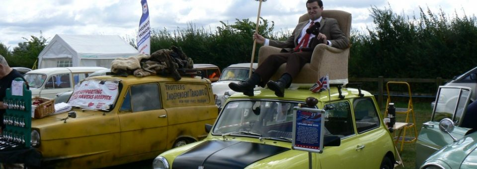 21st August 2016 – Classic Vehicle Show and Autojumble