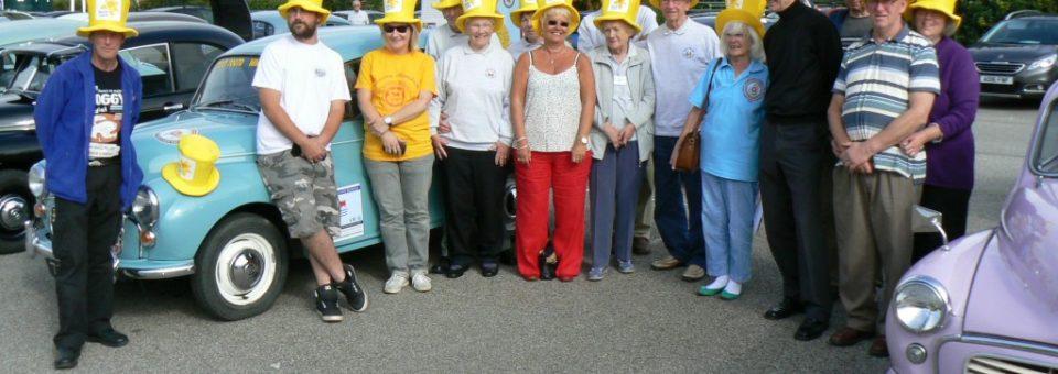 18th September 2016 – Marie Curie Charity Marathon Car