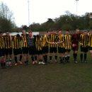 Under 18's League Shield Champions