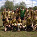 U14's League Cup Champions