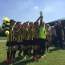 Bengeo Tigers U10 win Mid Herts Divisional Cup Final