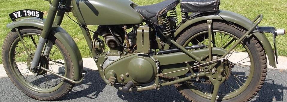 1942 Matchless G3L 350cc