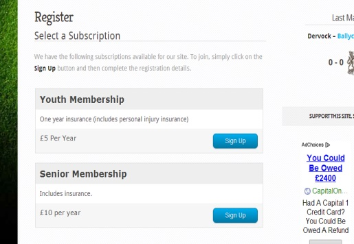 Collect recurring payments from your members